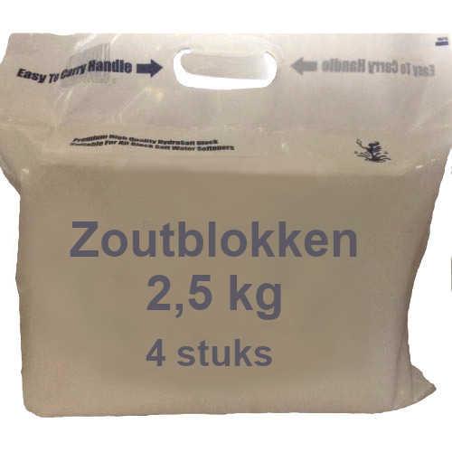 2.5 kg zoutblokken